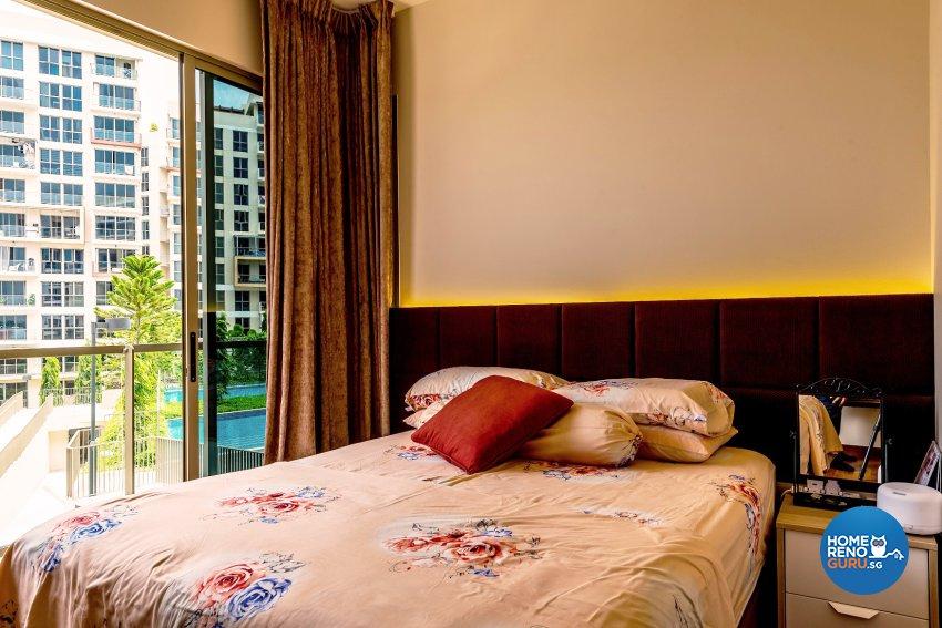 Modern, Scandinavian Design - Bedroom - Condominium - Design by Einstein Studio Pte Ltd