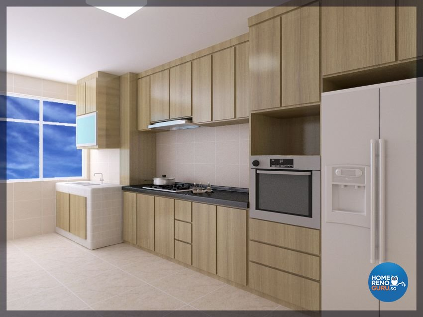 Elegance Concept-Kitchen and Bathroom package