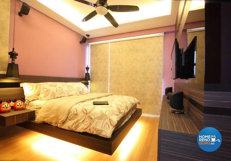 Country, Industrial, Minimalist Design - Bedroom - Condominium - Design by Euphoric Designs
