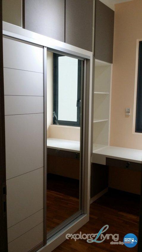 Contemporary, Modern Design - Study Room - Condominium - Design by Explore Living Concept Pte Ltd
