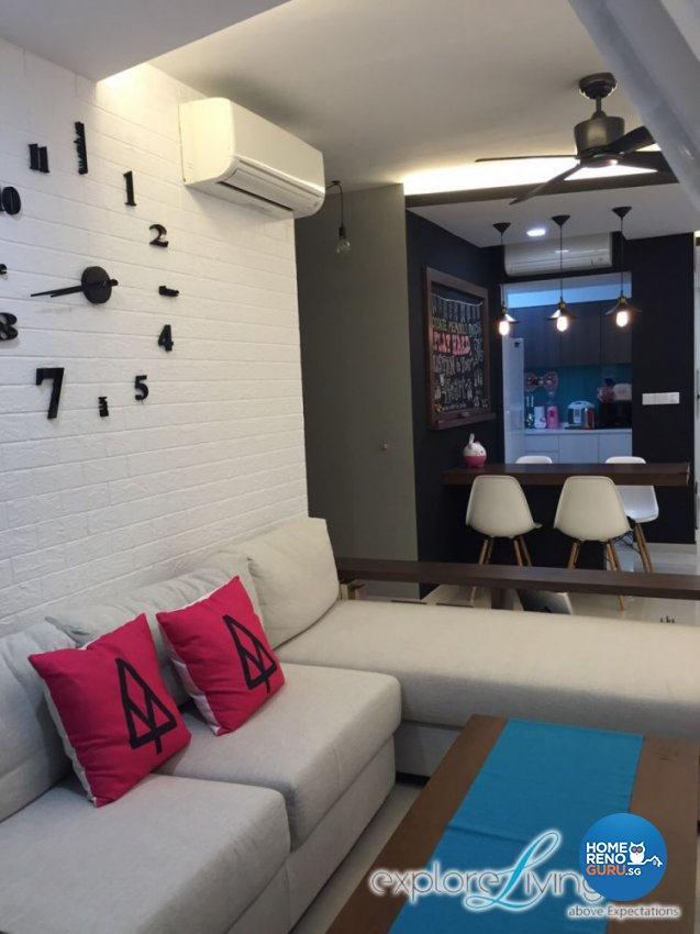 Explore Living Concept Pte Ltd-HDB 3-Room package