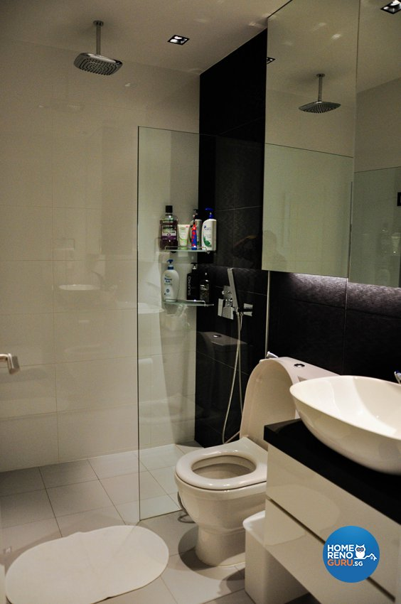 Contemporary Design - Bathroom - Condominium - Design by Fide Living Pte Ltd