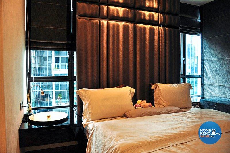 Contemporary Design - Bedroom - Condominium - Design by Fide Living Pte Ltd