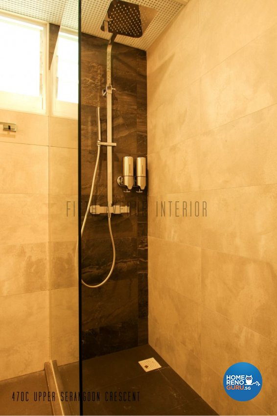Contemporary, Minimalist Design - Bathroom - HDB 5 Room - Design by Fifth Avenue Interior Design