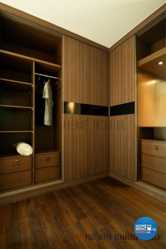 Contemporary, Modern Design - Bedroom - HDB 4 Room - Design by Fifth Avenue Interior Design
