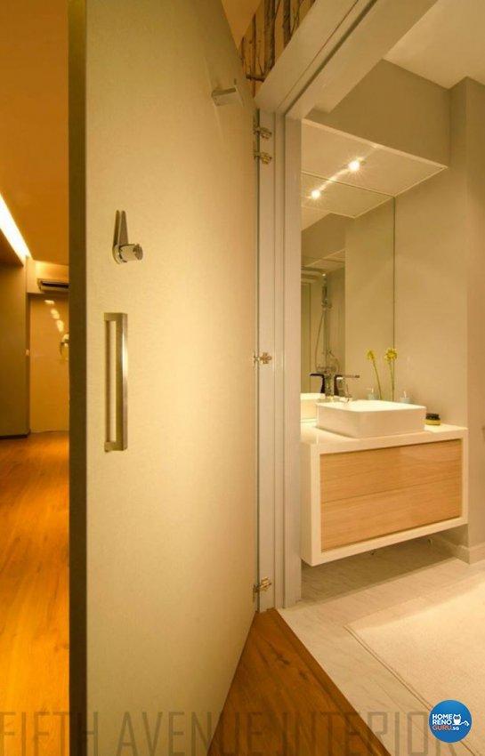 Fifth Avenue Interior Design Hdb 4 Room Ghim Moh Link 2061 ...