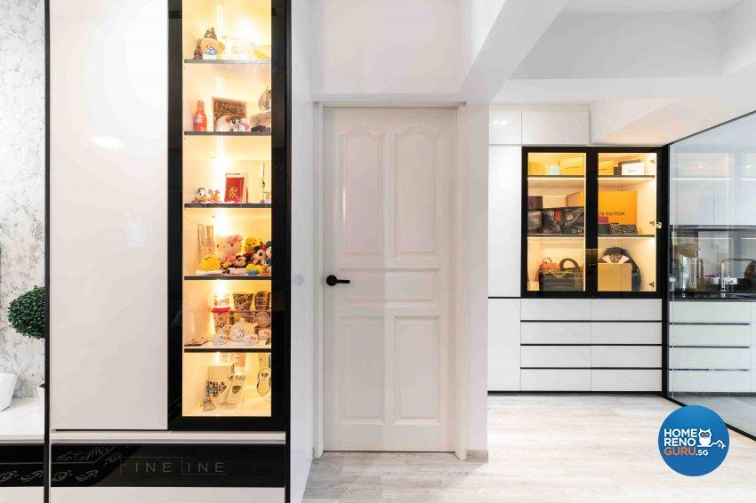 Classical, Others Design - Living Room - HDB 3 Room - Design by Fineline Design Pte Ltd