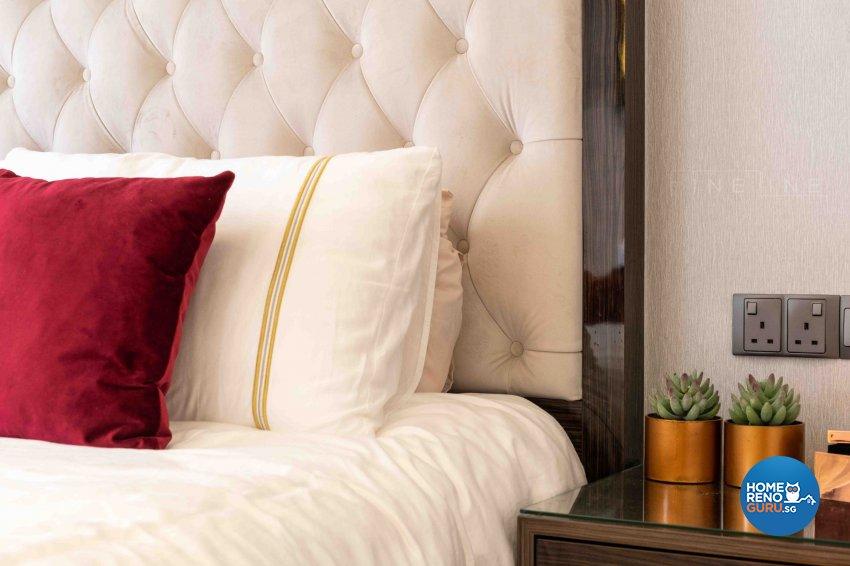 Contemporary, Others Design - Bedroom - Landed House - Design by Fineline Design Pte Ltd
