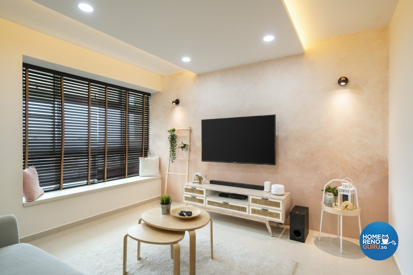Others, Scandinavian Design - Living Room - HDB 4 Room - Design by Fineline Design Pte Ltd