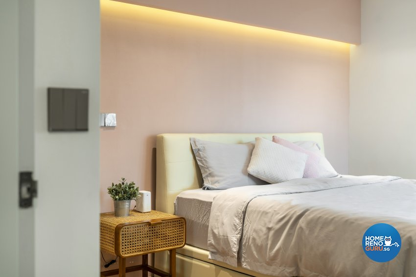Others, Scandinavian Design - Bedroom - HDB 4 Room - Design by Fineline Design Pte Ltd