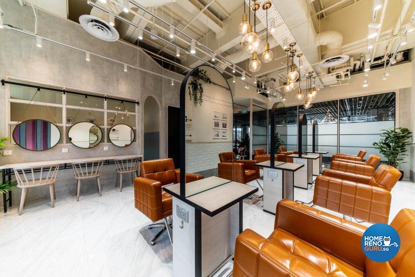 Contemporary Design - Commercial - Retail - Design by Fineline Design Pte Ltd