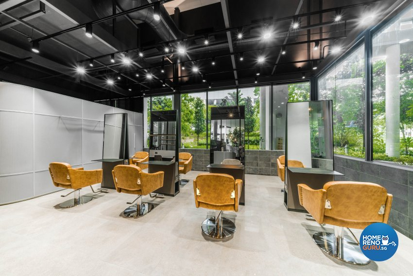 Contemporary Design - Commercial - Retail - Design by Fineline Design Pte Ltd