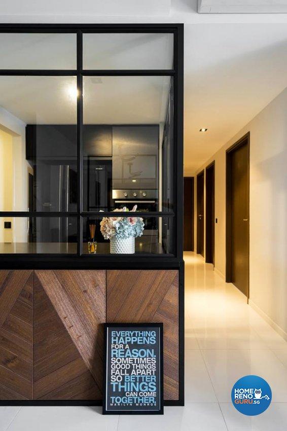 Scandinavian Design - Living Room - Condominium - Design by Fineline Design Pte Ltd