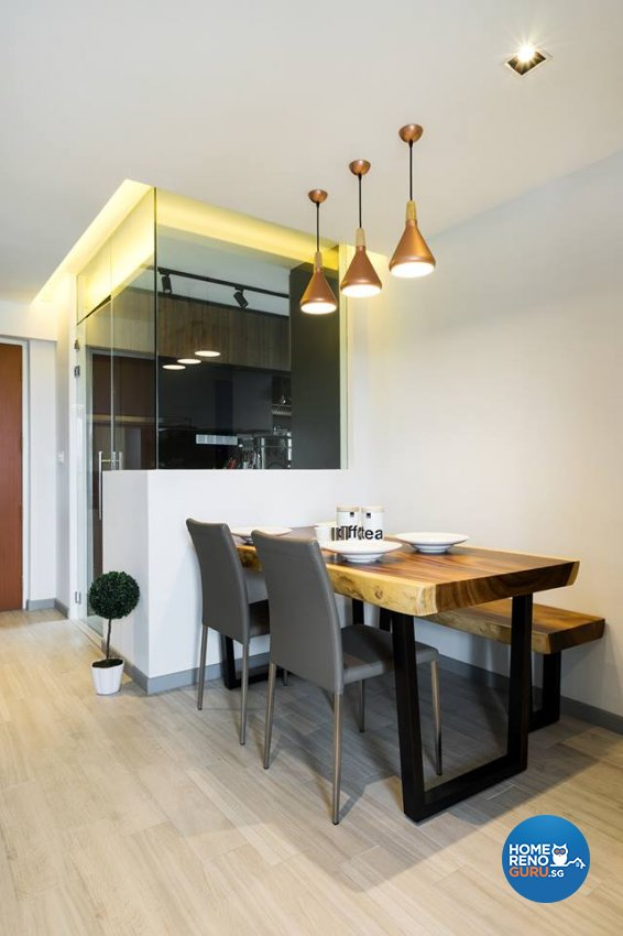 Fineline Design Pte Ltd-HDB 3-Room package