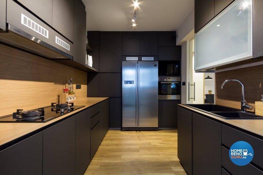 Fineline Design Pte Ltd-HDB 4-Room package