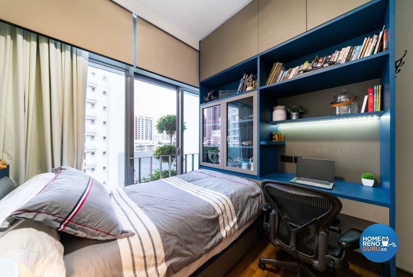 Modern, Others Design - Bedroom - Condominium - Design by Fineline Design Pte Ltd