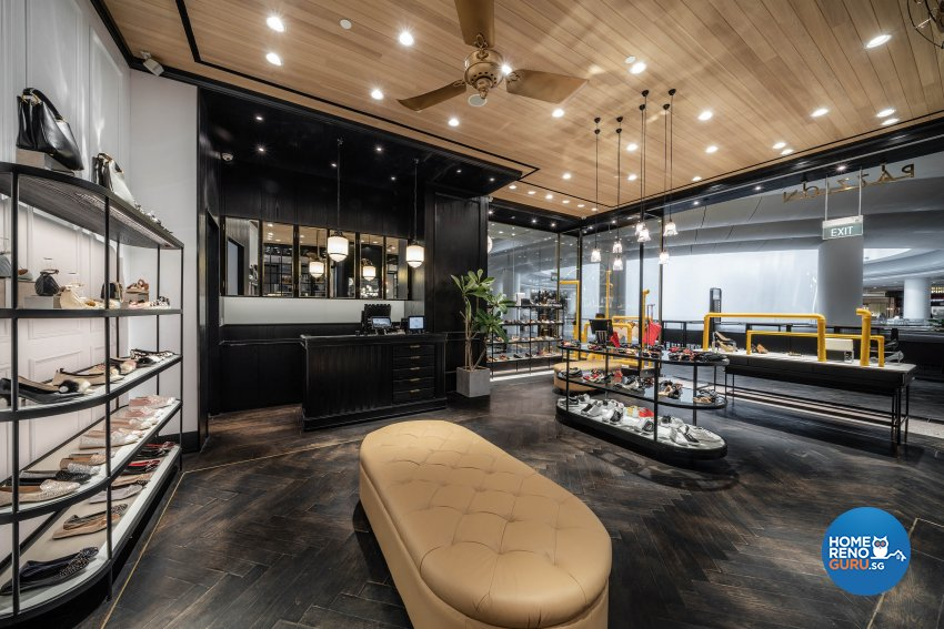 Contemporary, Scandinavian Design - Commercial - Retail - Design by Fineline Design Pte Ltd