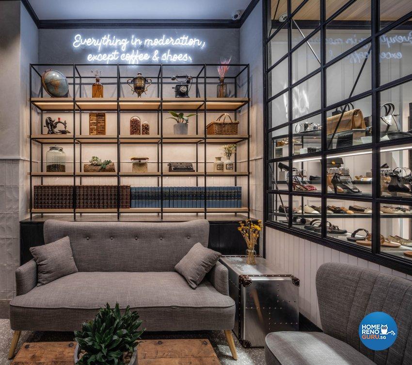 Contemporary, Scandinavian Design - Commercial - Retail - Design by Fineline Design Pte Ltd