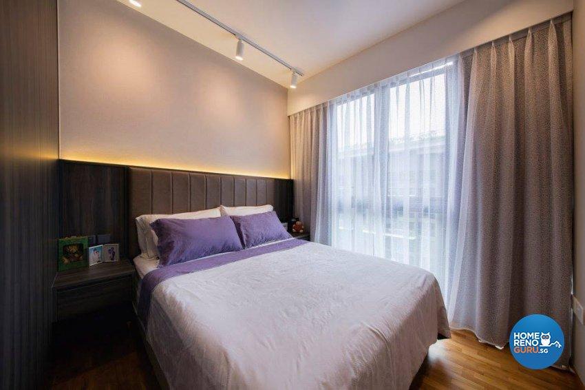 Minimalist, Scandinavian Design - Bathroom - Condominium - Design by Fineline Design Pte Ltd