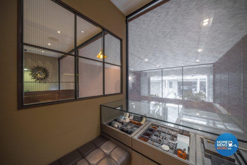 Contemporary, Modern Design - Commercial - Office - Design by Fineline Design Pte Ltd