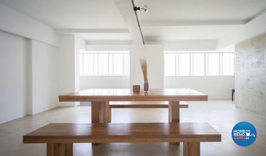 Minimalist, Scandinavian Design - Dining Room - Others - Design by Flipwire Design Pte Ltd