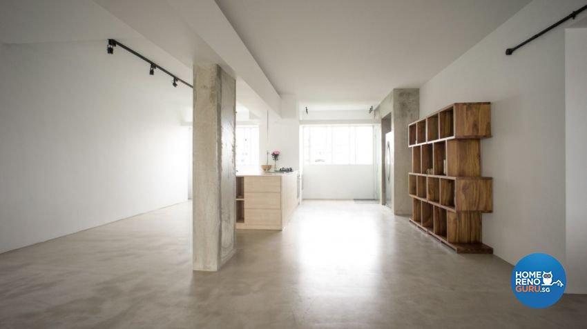Minimalist, Scandinavian Design - Living Room - Others - Design by Flipwire Design Pte Ltd