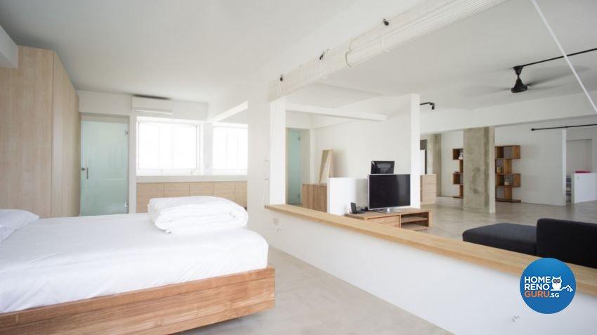 Minimalist, Scandinavian Design - Bedroom - Others - Design by Flipwire Design Pte Ltd