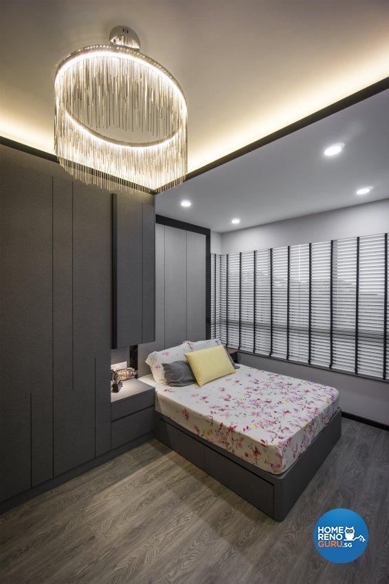 Contemporary, Victorian, Vintage Design - Bathroom - Condominium - Design by Flo Design Pte Ltd