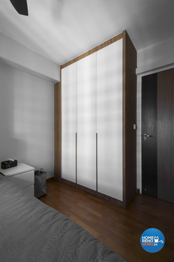 Minimalist, Scandinavian Design - Bedroom - HDB 5 Room - Design by Flo Design Pte Ltd