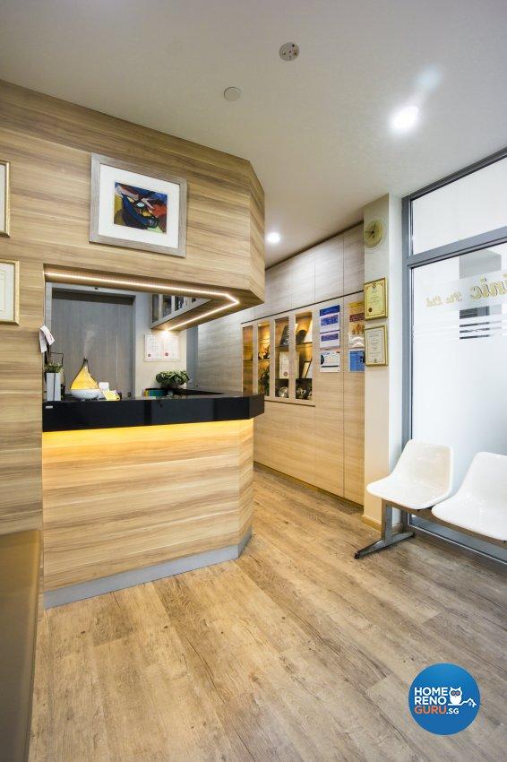 Contemporary, Modern, Scandinavian Design - Commercial - Office - Design by Flo Design Pte Ltd