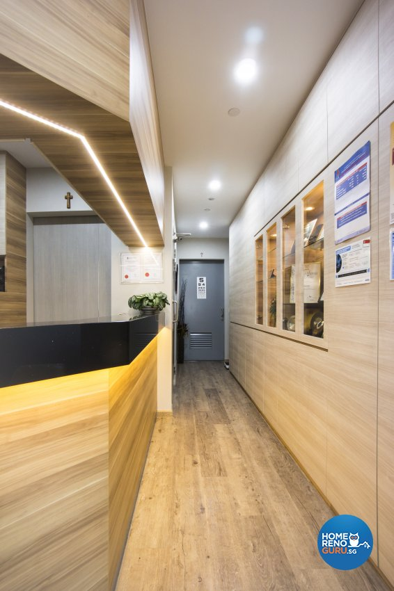 Contemporary, Modern, Scandinavian Design - Commercial - Office - Design by Flo Design Pte Ltd