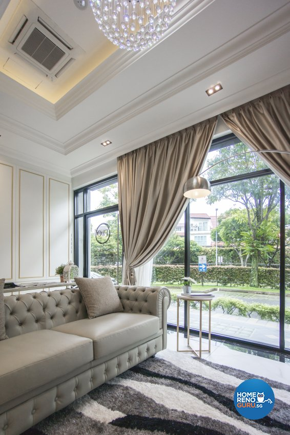 Contemporary, Victorian, Vintage Design - Commercial - Office - Design by Flo Design Pte Ltd