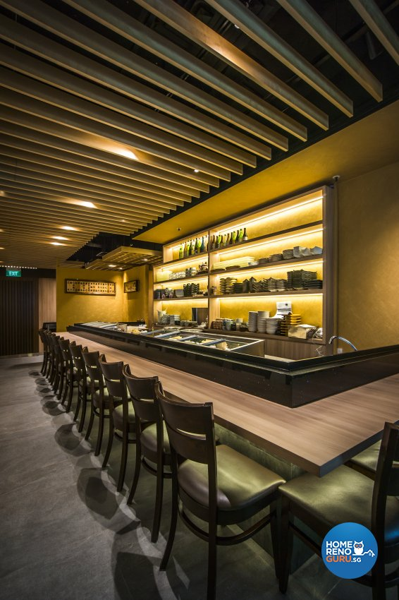 Contemporary, Others Design - Commercial - F&B - Design by Flo Design Pte Ltd