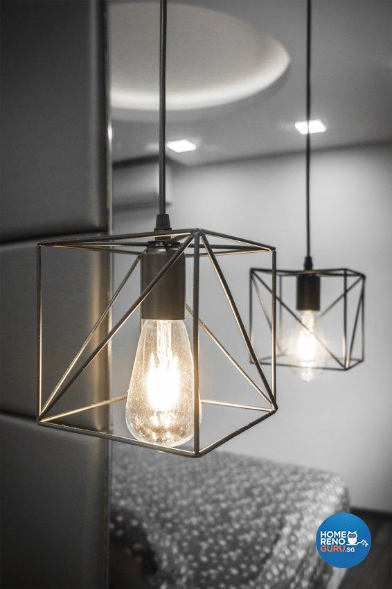 Contemporary, Modern, Scandinavian Design - Bedroom - HDB 4 Room - Design by Flo Design Pte Ltd