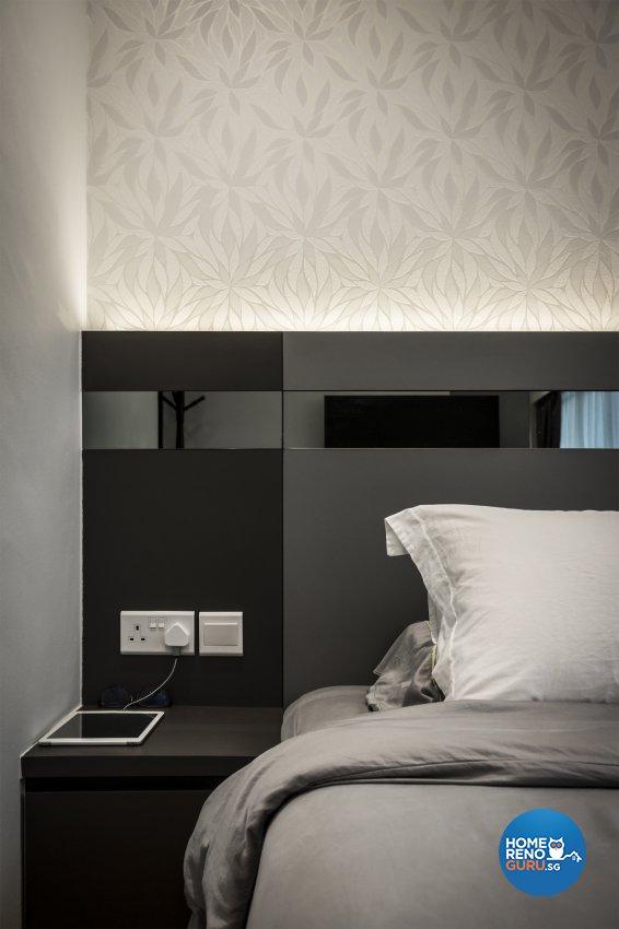 Contemporary, Modern Design - Bedroom - Condominium - Design by Flo Design Pte Ltd