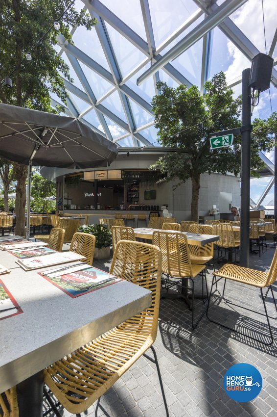 Contemporary, Modern Design - Commercial - F&B - Design by Flo Design Pte Ltd