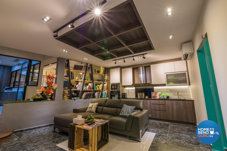 Contemporary, Modern, Scandinavian Design   Living Room   Office   Design  By Flo Design