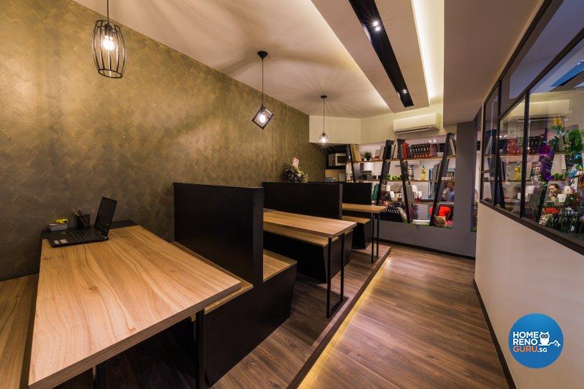 Contemporary, Modern, Scandinavian Design - Study Room - Office - Design by Flo Design Pte Ltd