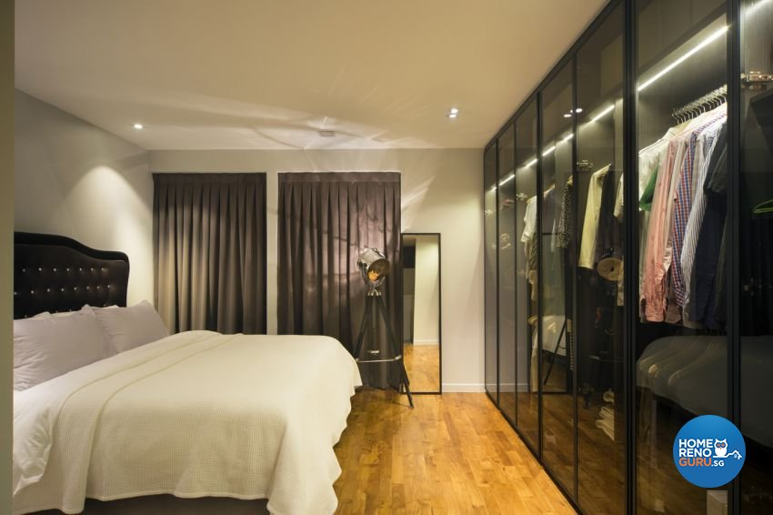 Contemporary, Industrial, Modern Design - Bedroom - HDB 3 Room - Design by form & space pte ltd