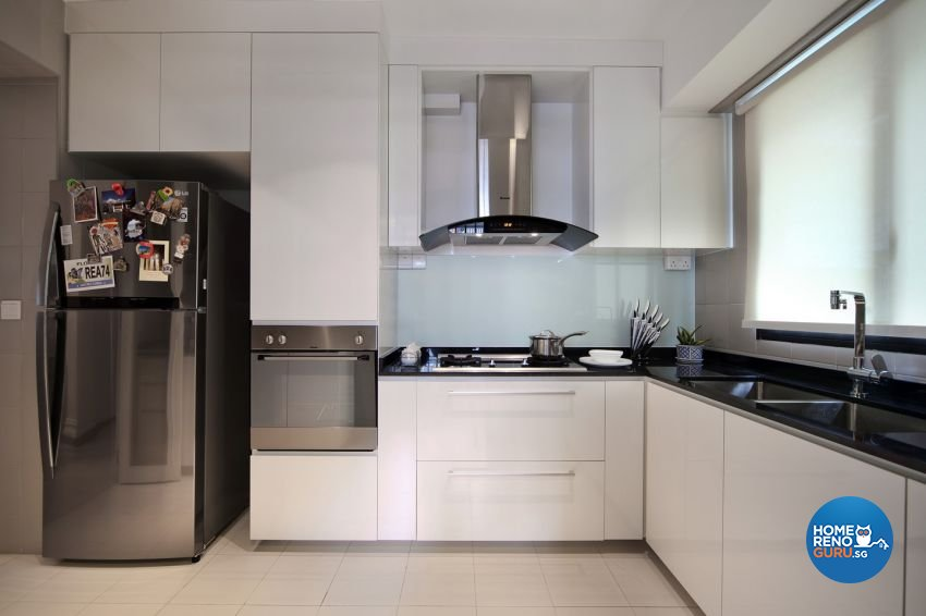 Classical, Modern Design - Kitchen - HDB 5 Room - Design by form & space pte ltd