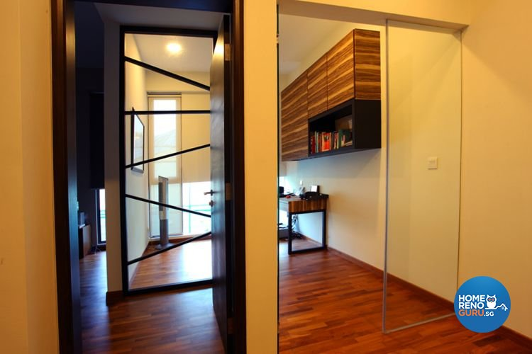 Contemporary, Modern Design - Study Room - Landed House - Design by form & space pte ltd