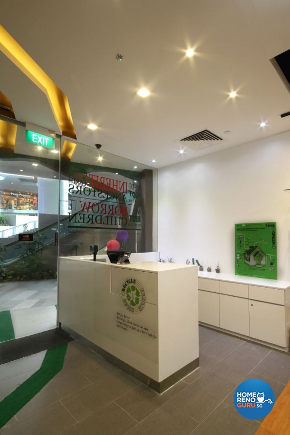 Modern, Tropical Design - Commercial - Retail - Design by form & space pte ltd