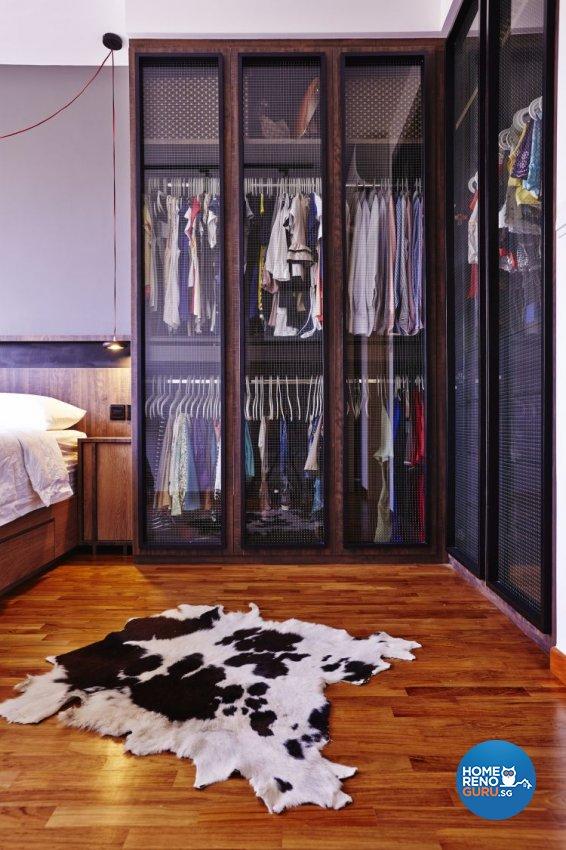 Contemporary, Scandinavian Design - Bedroom - Condominium - Design by Fuse Concept Pte Ltd