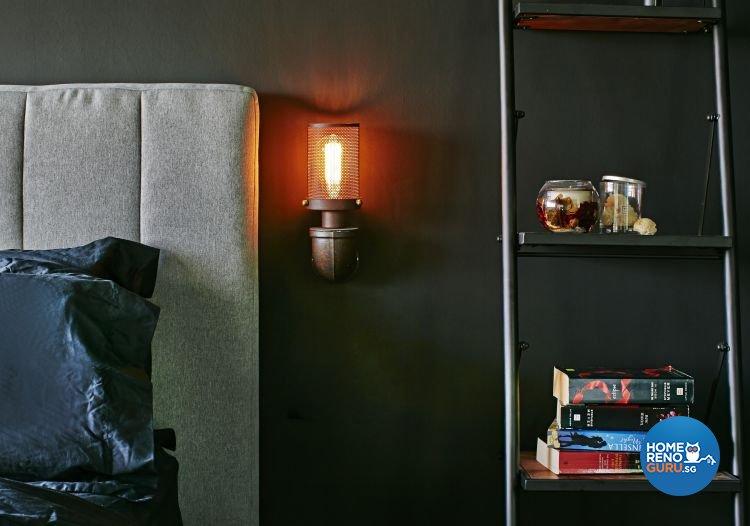 Contemporary, Modern Design - Bedroom - HDB 5 Room - Design by Fuse Concept Pte Ltd