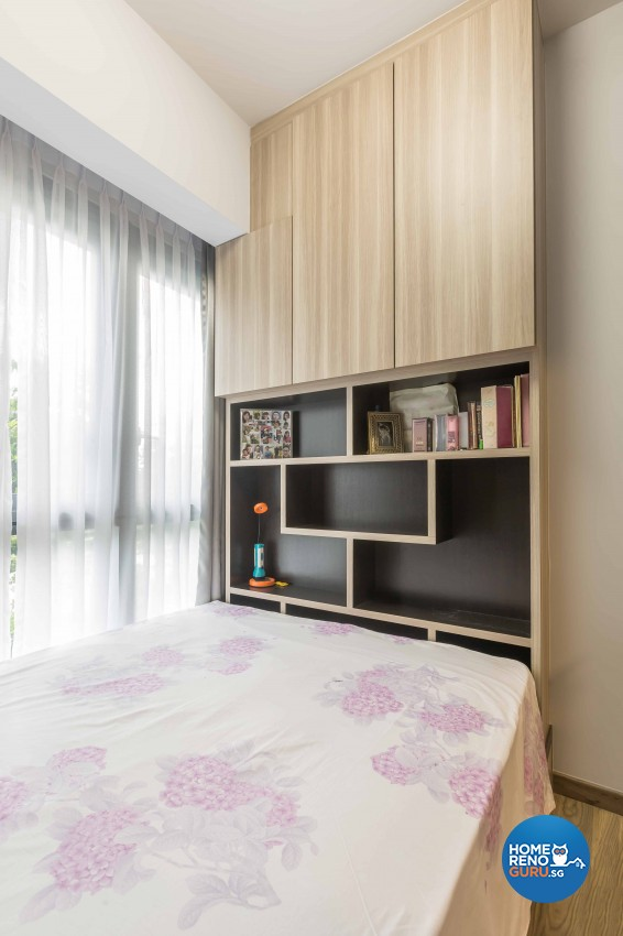 Country Design - Bedroom - Condominium - Design by G'Plan Design Pte Ltd