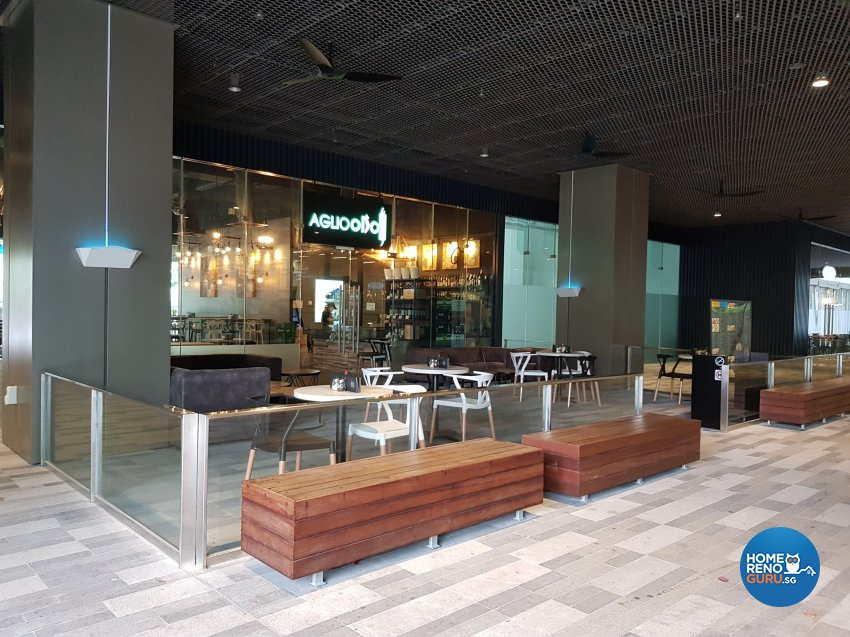 Contemporary, Industrial Design - Commercial - F&B - Design by GranVision D'sign Pte Ltd
