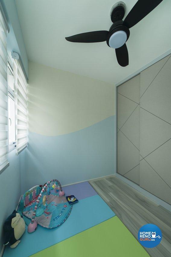 Contemporary, Scandinavian Design - Bedroom - HDB 3 Room - Design by Great Oasis Interior Design