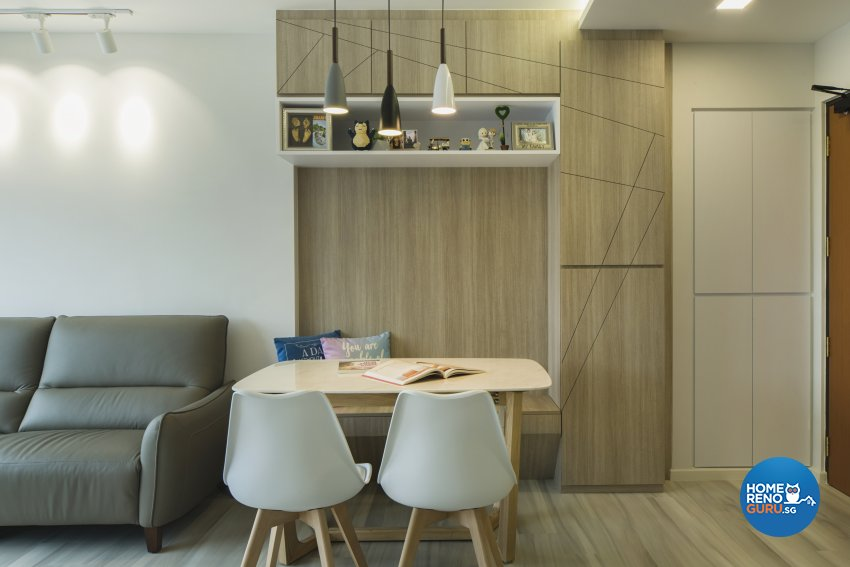 Great Oasis Interior Design-HDB 3-Room package