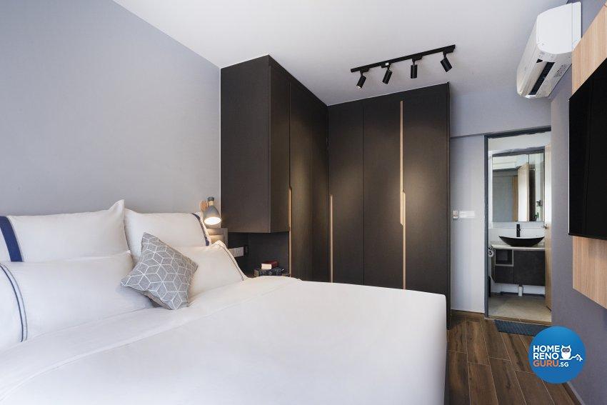 Contemporary, Modern Design - Bedroom - HDB 4 Room - Design by Great Oasis Interior Design