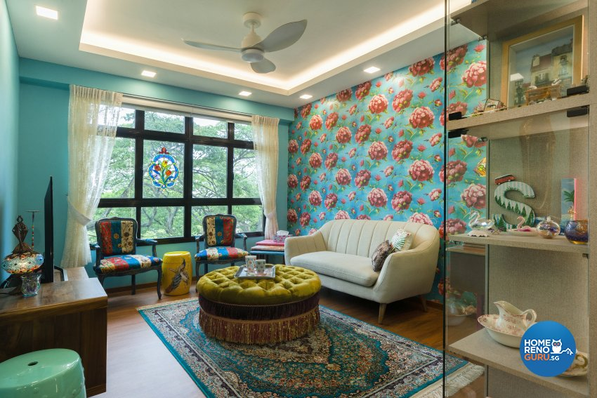 Others Design - Living Room - HDB 4 Room - Design by Great Oasis Interior Design